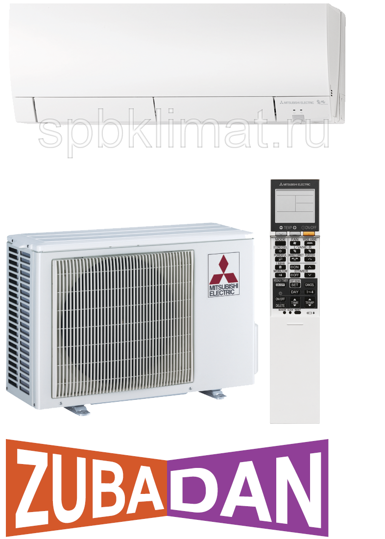 Кондиционер mitsubishi electric 3 5квт
