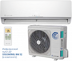 Сплит-система Systemair Smart 12 EVO HP Q (инвертор)