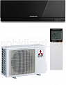 Сплит-система Mitsubishi Electric MSZ-EF25VE2B (black) / MUZ-EF25VE (инвертор)